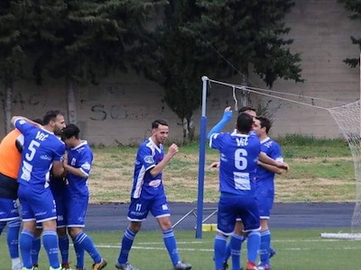 BATTIPAGLIESE - COSTA D'AMALFI 1-4